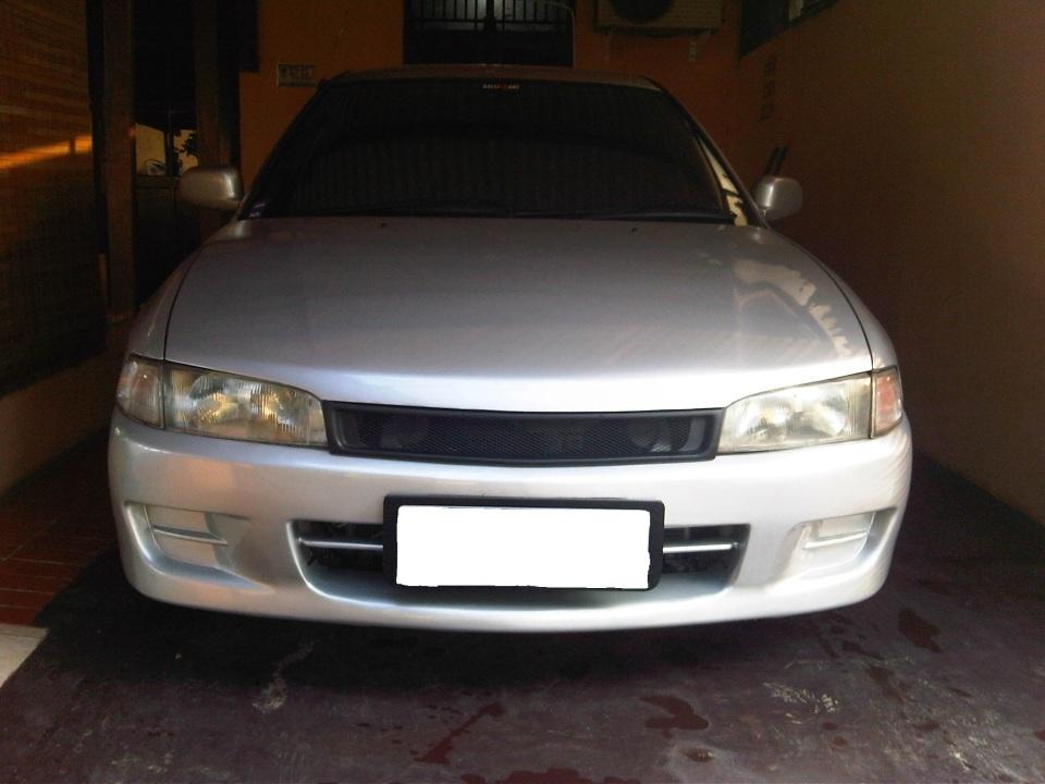 Mitsubishi Lancer Ck 4 Tahun 1999
